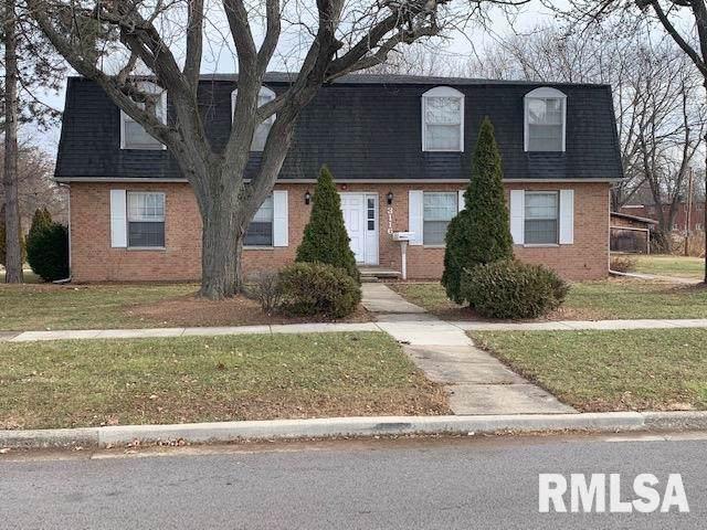2101 Lexington Drive, Springfield, IL 62704 (#CA996951) :: Paramount Homes QC