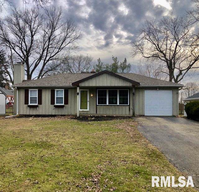 714 W Shenandoah Drive, Peoria, IL 61614 (#PA1211641) :: Paramount Homes QC