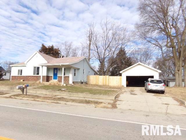 108 W Main Street, San Jose, IL 62682 (#PA1211870) :: Killebrew - Real Estate Group