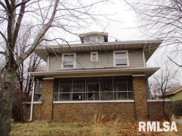 121 W 4TH Street, Delavan, IL 61734 (#PA1211923) :: The Bryson Smith Team