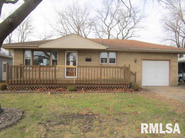 613 West Shore Drive, Pekin, IL 61554 (#PA1212012) :: Adam Merrick Real Estate