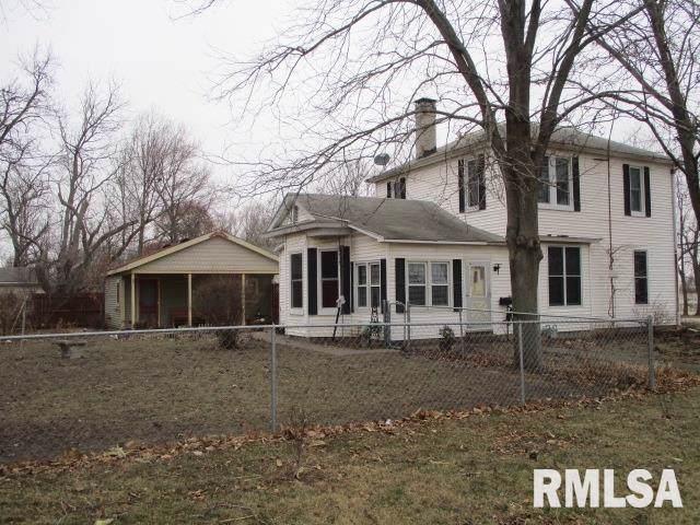 231 S Hickory Street, Toluca, IL 61369 (#PA1212095) :: Adam Merrick Real Estate