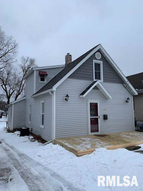 1108 E Hines Avenue, Peoria Heights, IL 61616 (#PA1212201) :: RE/MAX Preferred Choice