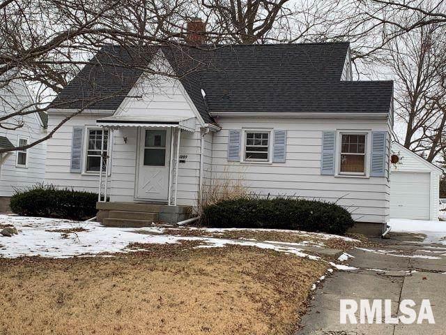 1209 W Margaret Street, Peoria, IL 61614 (#PA1212233) :: RE/MAX Preferred Choice