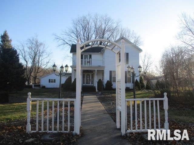 925 E Jefferson Street, Macomb, IL 61455 (#PA1212288) :: Paramount Homes QC