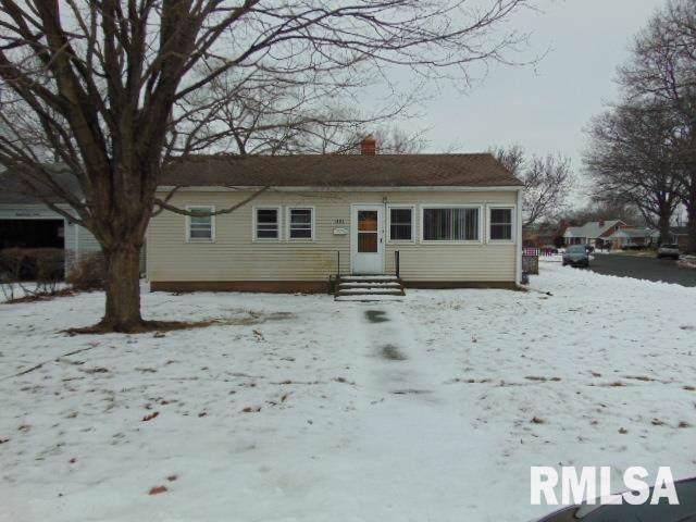 831 N Cortland Avenue, West Peoria, IL 61604 (#PA1212313) :: The Bryson Smith Team