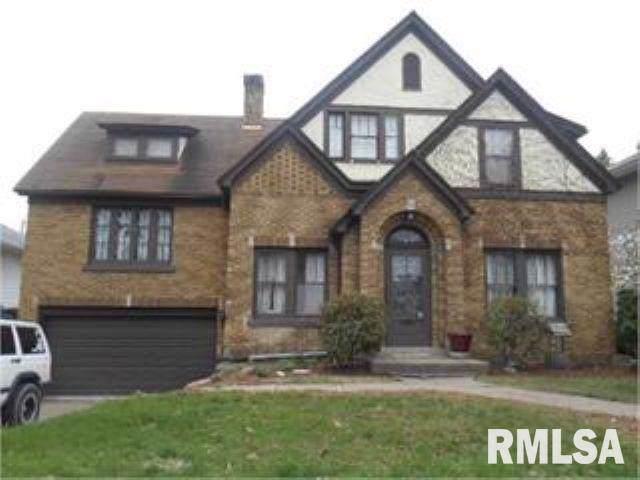 1603 E High Street, Davenport, IA 52803 (#QC4209117) :: Killebrew - Real Estate Group