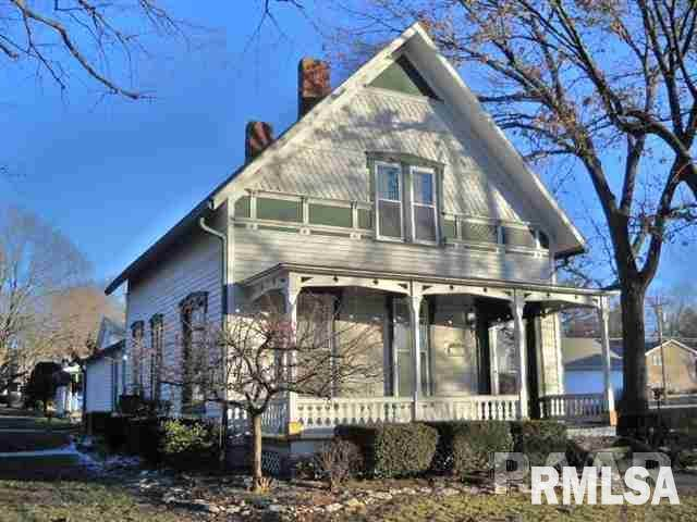204 S Prairie Street, Lacon, IL 61540 (#PA1212651) :: Killebrew - Real Estate Group