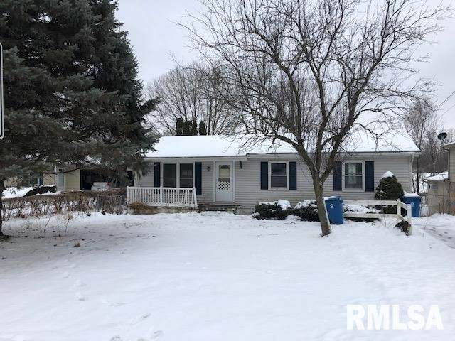628 Wisconsin Street, Le Claire, IA 52753 (#QC4209444) :: Paramount Homes QC