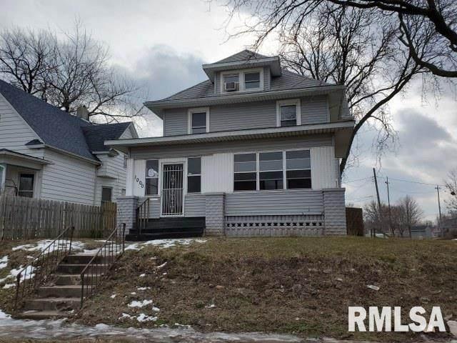 1000 16TH Avenue, Rock Island, IL 61201 (#QC4209500) :: Paramount Homes QC