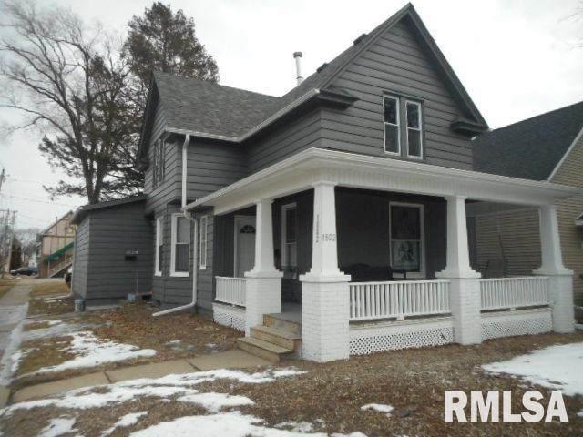 1802 15TH Street, Moline, IL 61265 (#QC4209524) :: Paramount Homes QC