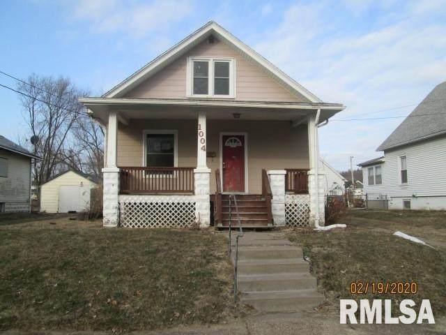 1004 S Ohio Avenue, Davenport, IA 52802 (#QC4209534) :: Paramount Homes QC