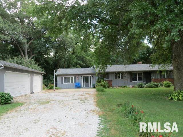 9814 N Fox Creek Drive, Brimfield, IL 61517 (#PA1212849) :: The Bryson Smith Team