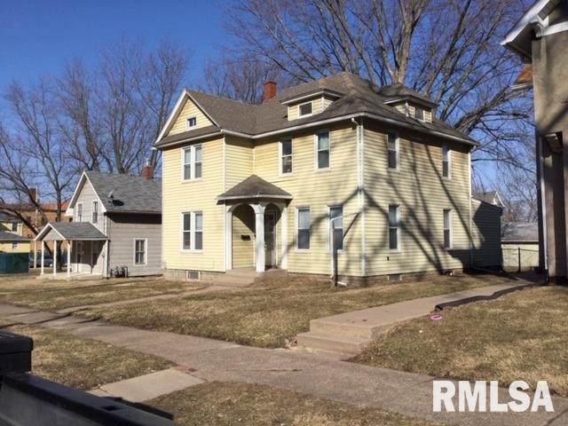 2415 7TH Avenue, Moline, IL 61265 (#QC4209559) :: Paramount Homes QC