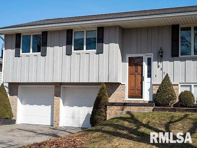 9315 W Lake Camelot Drive, Mapleton, IL 61547 (#PA1213316) :: The Bryson Smith Team