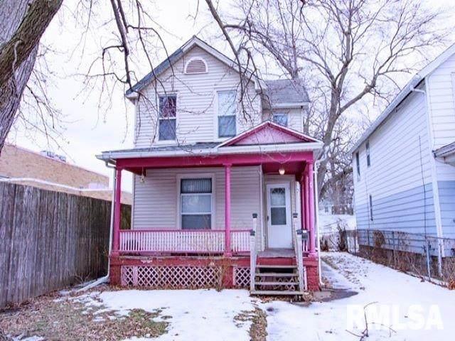 1711 Iowa Street, Davenport, IA 52803 (#QC4209955) :: Adam Merrick Real Estate