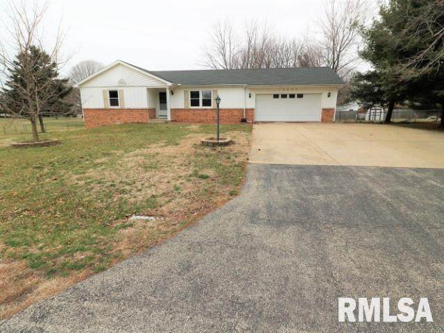 15807 N Regency Park Place, Chillicothe, IL 61523 (#PA1213771) :: The Bryson Smith Team