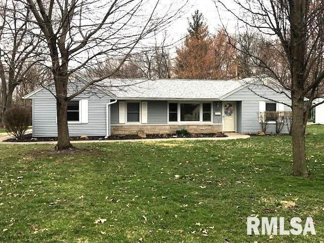 249 Circle Drive, Springfield, IL 62703 (#CA998845) :: Killebrew - Real Estate Group