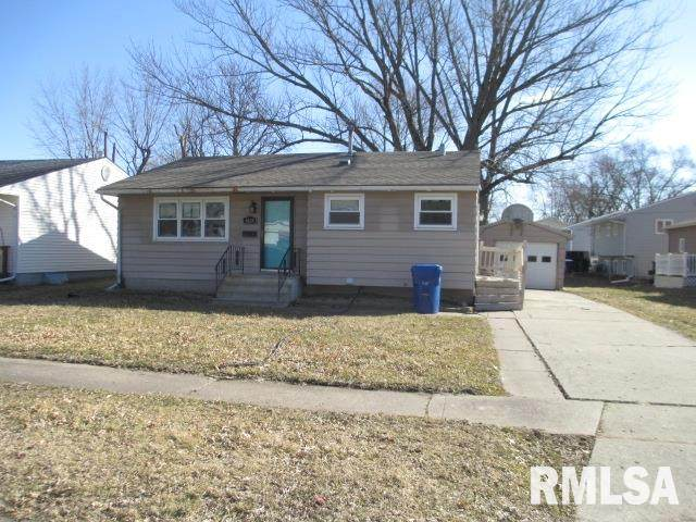 4628 50TH Street, Moline, IL 61265 (#QC4210299) :: Paramount Homes QC