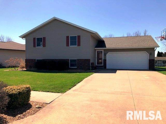 2202 Mitchell Drive, Eureka, IL 61530 (#PA1213872) :: Adam Merrick Real Estate