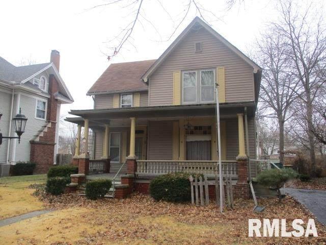 626 S Lafayette Street, Macomb, IL 61455 (#PA1213883) :: Adam Merrick Real Estate