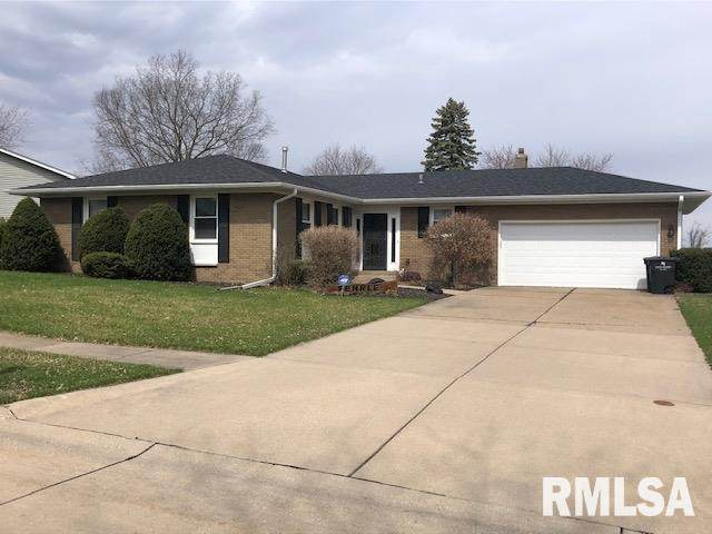 1801 W 85TH Avenue, Rock Island, IL 61201 (#QC4210445) :: Killebrew - Real Estate Group