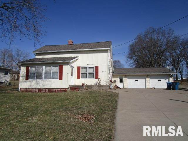 2002 3RD Street, Camanche, IA 52730 (#QC4210452) :: Killebrew - Real Estate Group