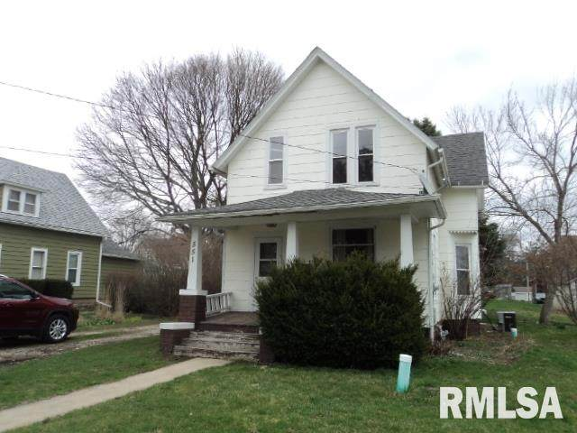 551 Maple Avenue, Galesburg, IL 61401 (#CA998947) :: RE/MAX Preferred Choice