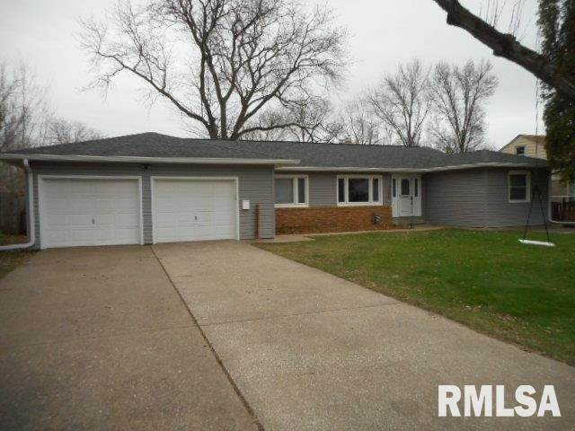 3008 26TH Street, Moline, IL 61265 (#QC4210534) :: Paramount Homes QC