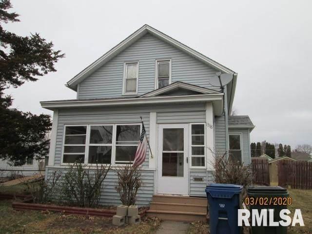 1318 W 16TH Street, Davenport, IA 52804 (#QC4210560) :: Killebrew - Real Estate Group