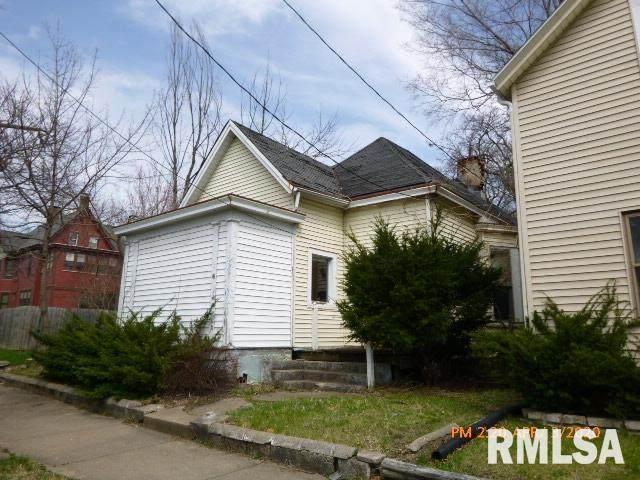 1310 N Bigelow Street, Peoria, IL 61604 (#PA1214226) :: RE/MAX Preferred Choice