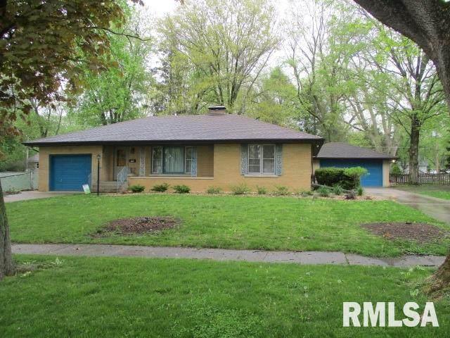 210 S Center Street, Lacon, IL 61540 (#PA1214752) :: Paramount Homes QC