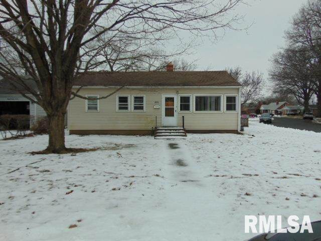 831 N Cortland Avenue, West Peoria, IL 61604 (#PA1214960) :: Paramount Homes QC