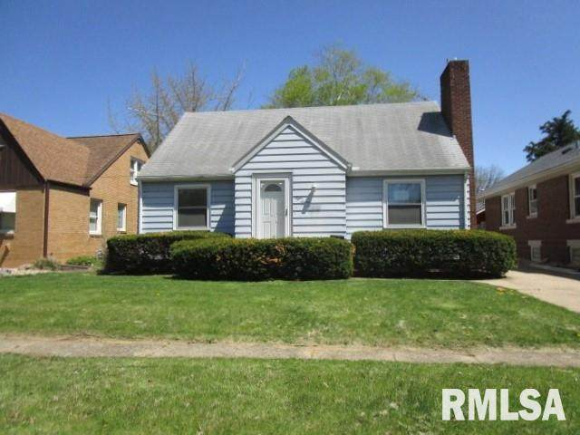 816 N Cortland Avenue, West Peoria, IL 61604 (#PA1215023) :: Paramount Homes QC