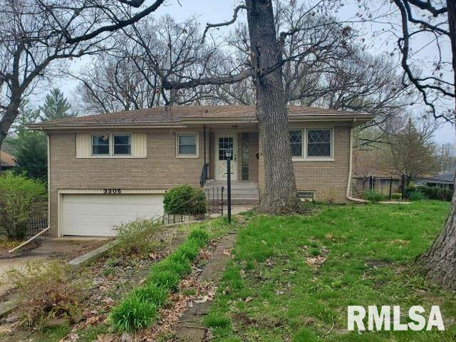 3305 31ST Avenue, Rock Island, IL 61201 (#QC4211555) :: RE/MAX Preferred Choice