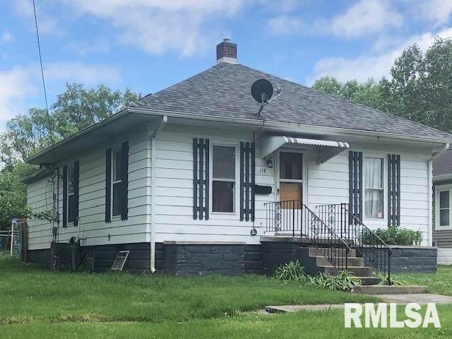 118 S Peach Street, Duquoin, IL 62832 (#EB434299) :: RE/MAX Preferred Choice