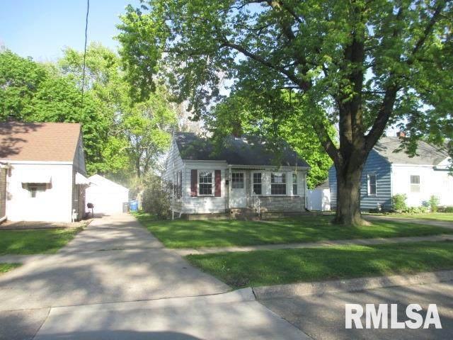 938 53RD Street, Moline, IL 61265 (#QC4211739) :: Paramount Homes QC