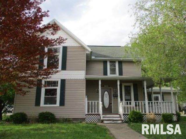 183 W Fort Street, Farmington, IL 61531 (#PA1215250) :: RE/MAX Preferred Choice