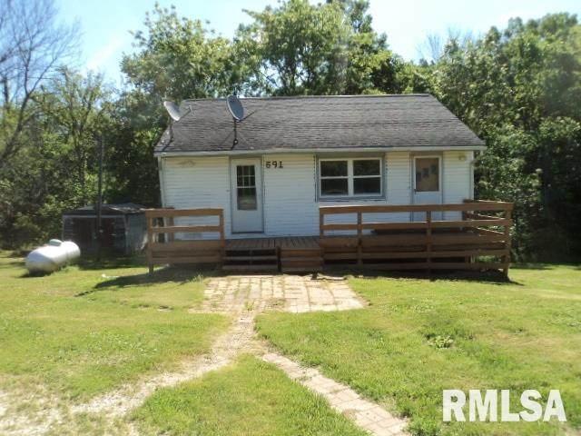 691 Knox Road 100E Road, Abingdon, IL 61410 (#CA1000128) :: Adam Merrick Real Estate