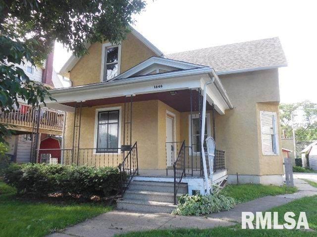 1448 W 14TH Street, Davenport, IA 52804 (#QC4212535) :: The Bryson Smith Team