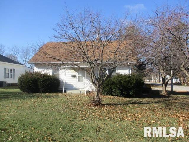 698 N Harrison Street, Bushnell, IL 61422 (#PA1216221) :: The Bryson Smith Team