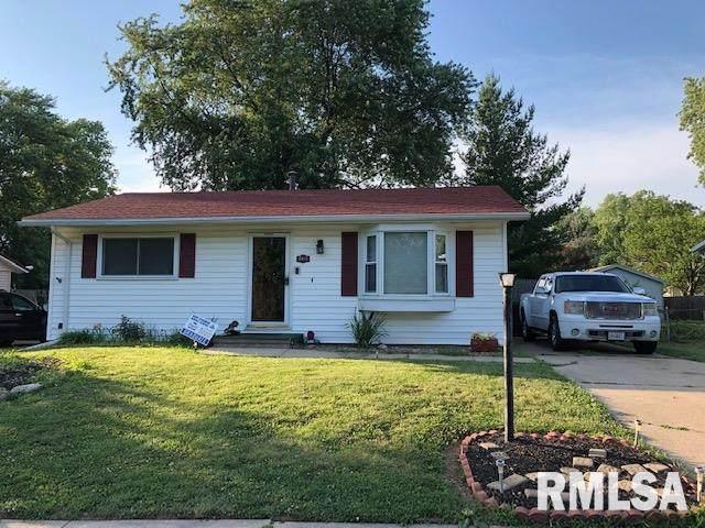 3811 W Verner Drive, Peoria, IL 61615 (#PA1216425) :: RE/MAX Preferred Choice