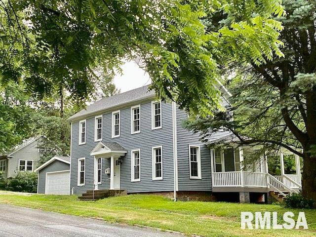 505 W Lincoln Avenue, Petersburg, IL 62675 (#CA1000889) :: Killebrew - Real Estate Group