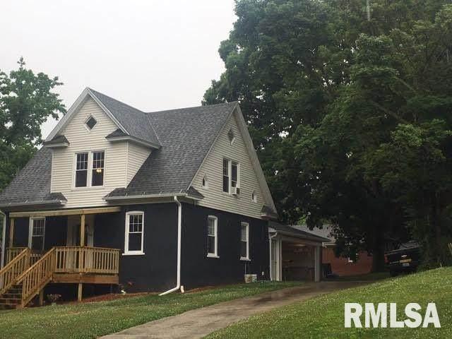 520 W Lincoln Avenue, Petersburg, IL 62675 (#CA1000898) :: Killebrew - Real Estate Group