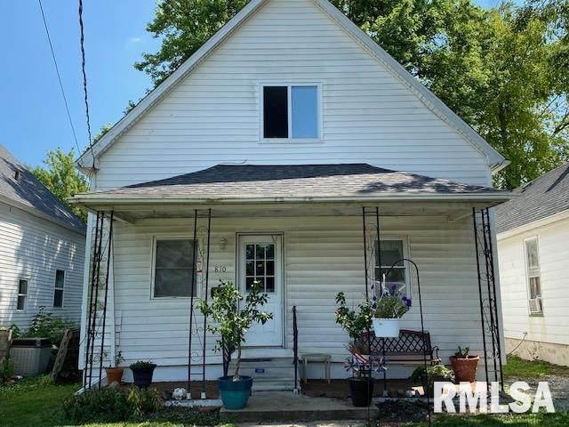 810 E Elm Street, Canton, IL 61520 (#PA1216618) :: The Bryson Smith Team