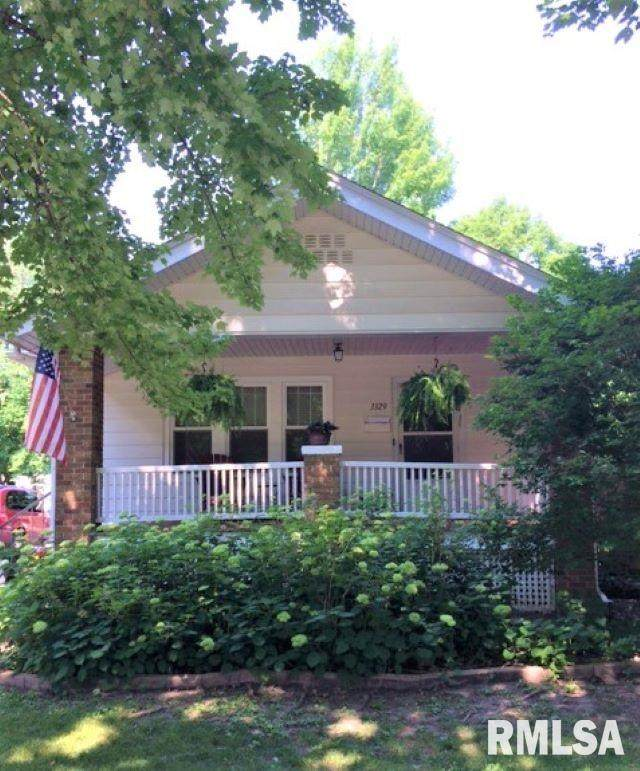 3329 S 2ND Street, Springfield, IL 62703 (#CA1000969) :: The Bryson Smith Team