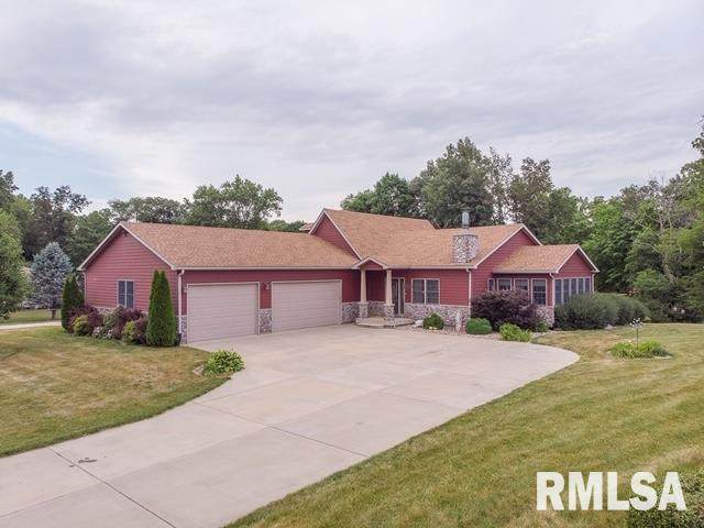 13390 Oak Lake Court, Tremont, IL 61568 (#PA1216785) :: The Bryson Smith Team