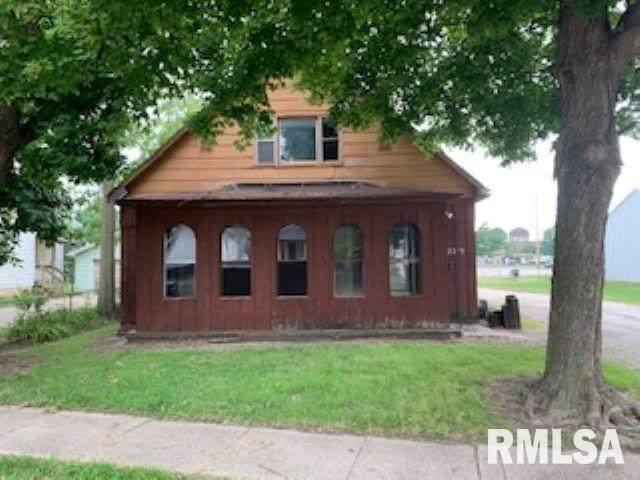 2215 N 15TH Street, Springfield, IL 62702 (#CA1001276) :: RE/MAX Professionals