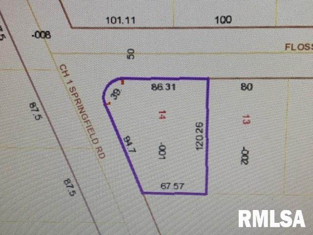 LOT # 14 Springfield Road, East Peoria, IL 61611 (#PA1217232) :: RE/MAX Preferred Choice