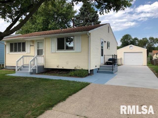 3503 3RD Street C, East Moline, IL 61244 (#QC4214243) :: Killebrew - Real Estate Group